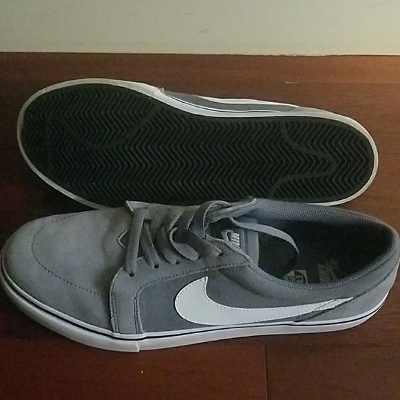 Ballena barba Escarpado aceptable  Nike Shoes | Mens Nike Sb Satire Ii Skateboarding Shoes New | Poshmark